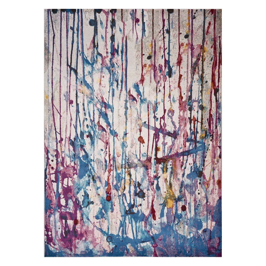 Arte Jewel Machine Made Rug