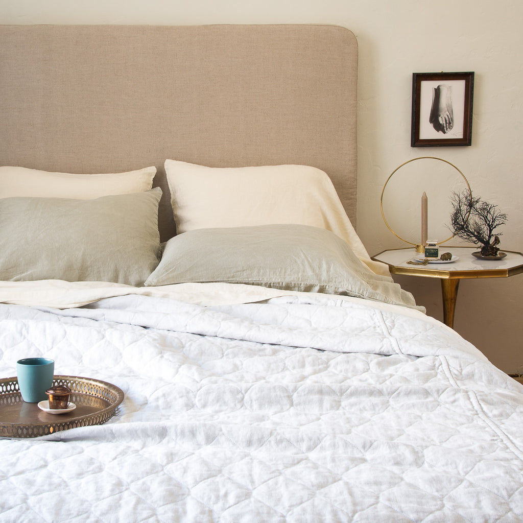 Bella Notte Austin Quilted Coverlet