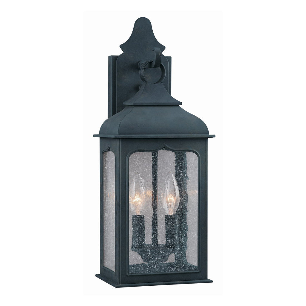 Troy Henry Street Hanging Lantern Outdoor Wall Sconce
