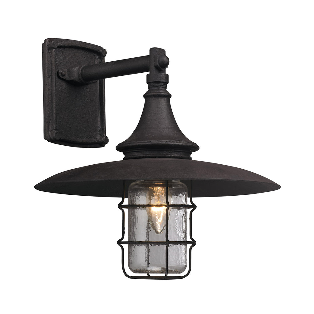 Troy Allegheny Lantern Outdoor Wall Sconce