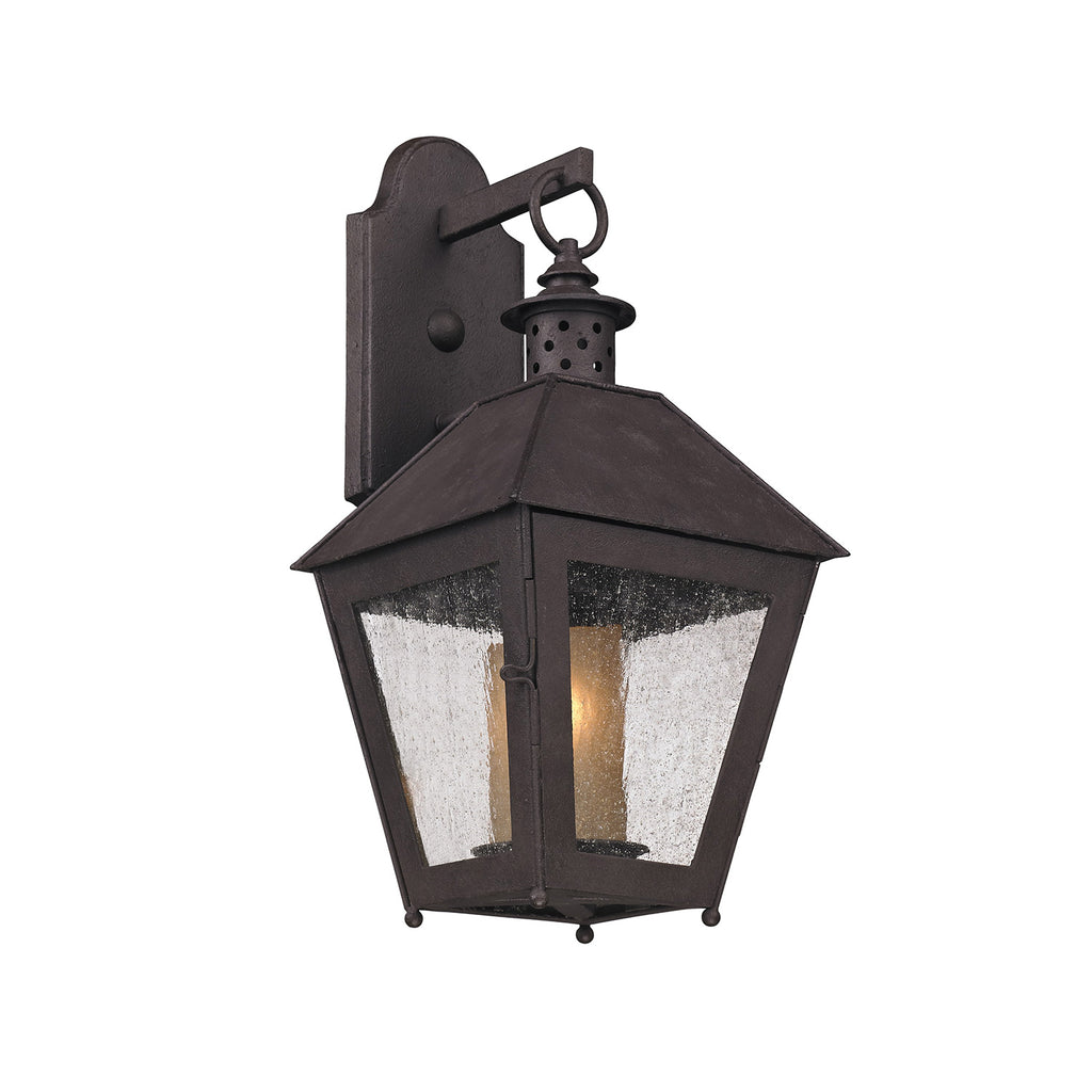 Troy Sagamore Hanging Lantern Outdoor Wall Sconce