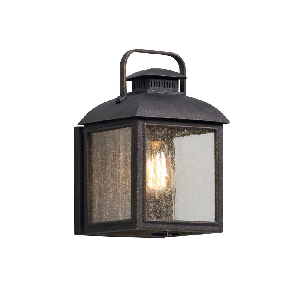 Troy Chamberlain Lantern Outdoor Wall Sconce