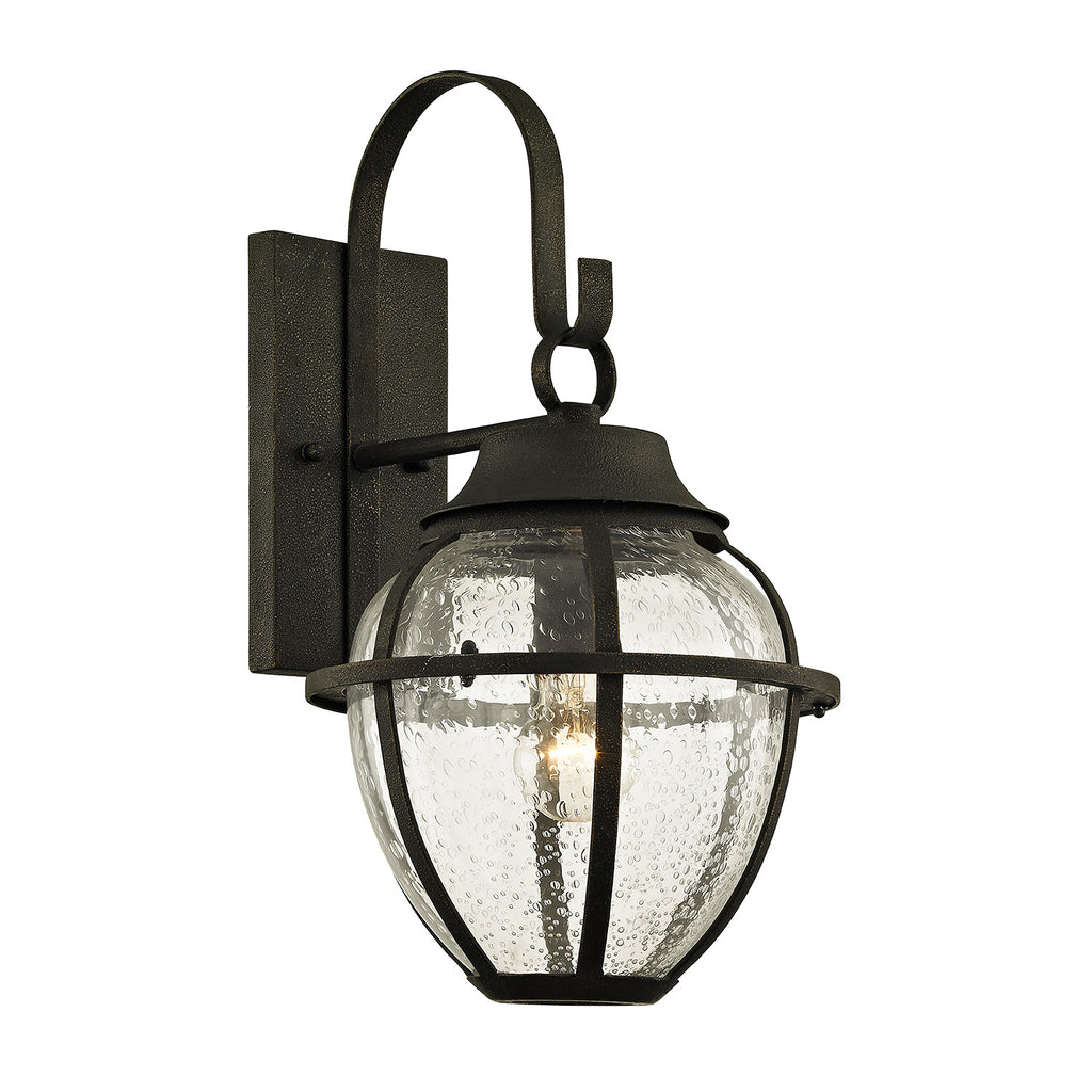 Troy Bunker Hill Hanging Lantern Outdoor Wall Sconce