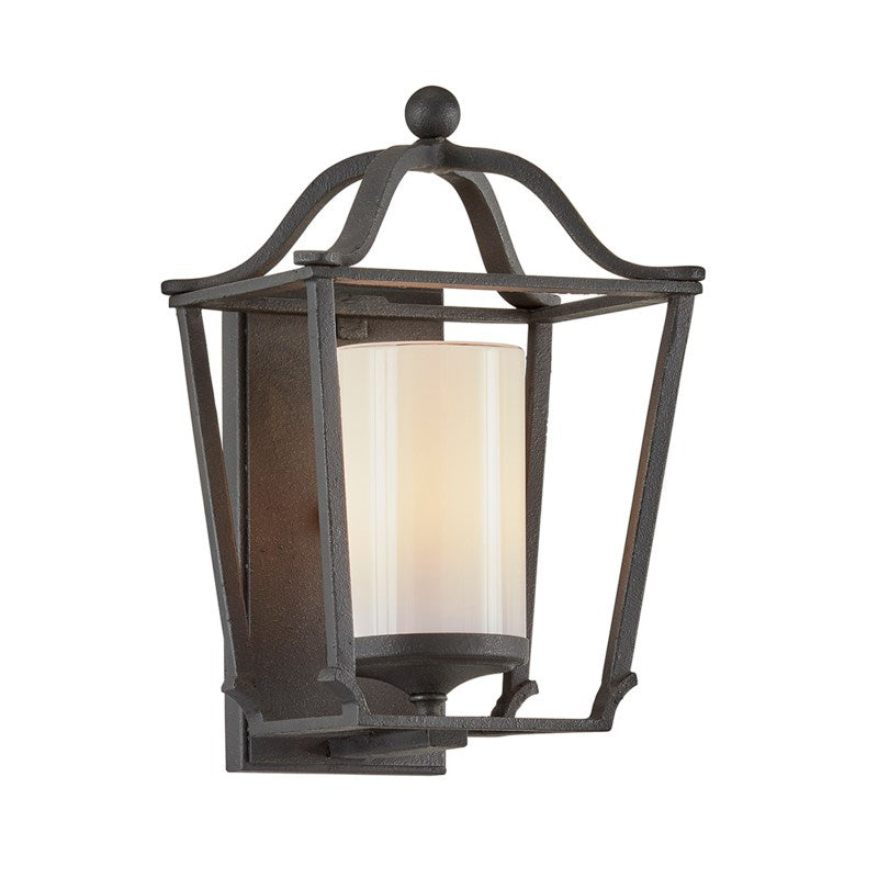 Troy Princeton Lantern Outdoor Wall Sconce