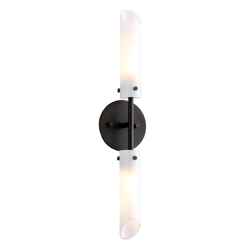 Troy High Line Double Wall Sconce