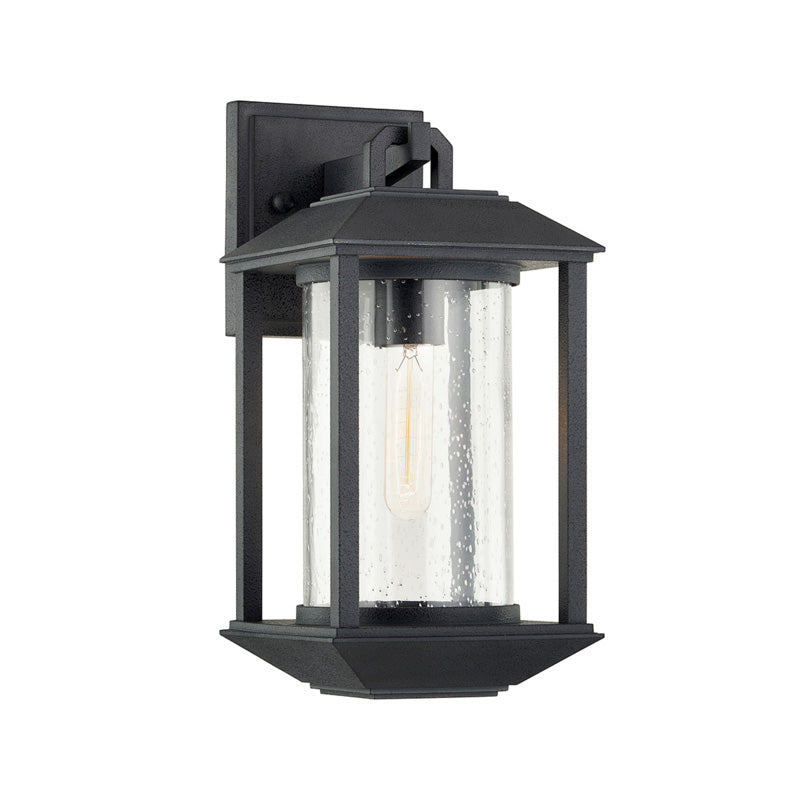 Troy Mccarthy Hanging Lantern Outdoor Wall Sconce