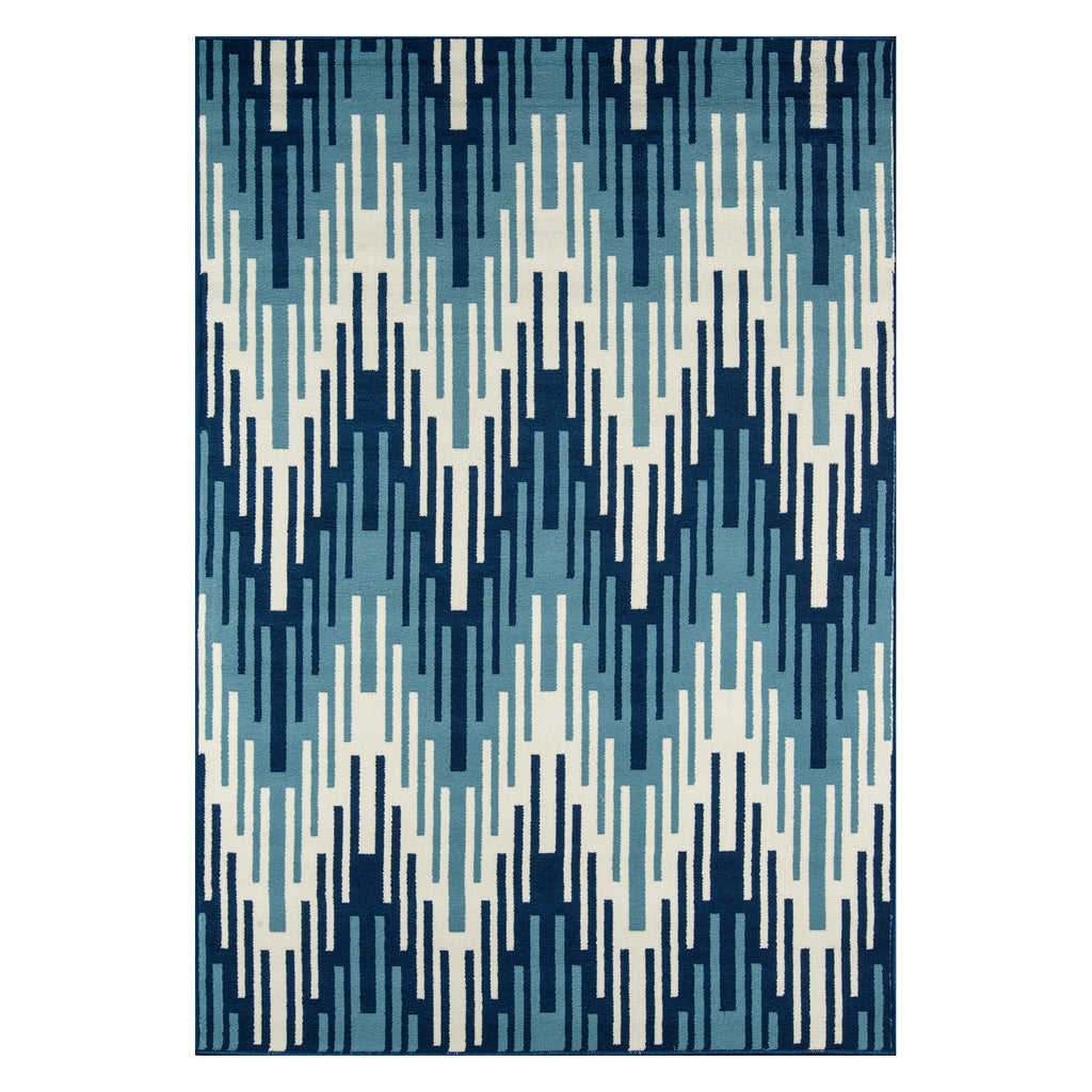 Capri Zag Indoor/Outdoor Rug