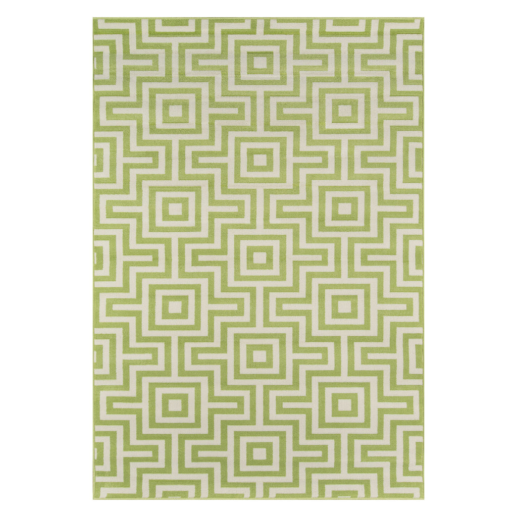 Capri Squared Indoor/Outdoor Rug