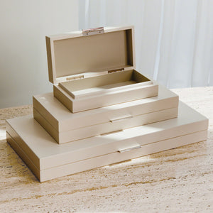 Global Views Luxe Organizer Box