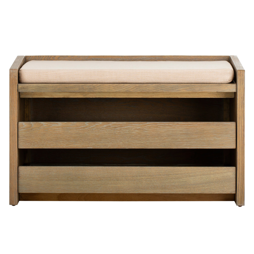 Harlan Storage Bench