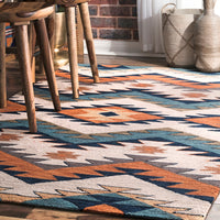 Poydras Hand Hooked Rug