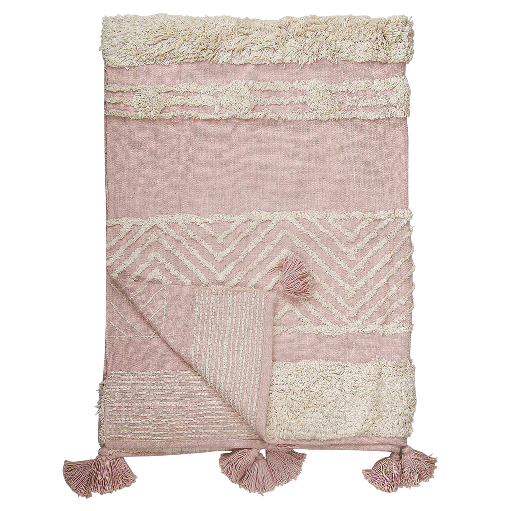 Narrie Rose Throw Blanket