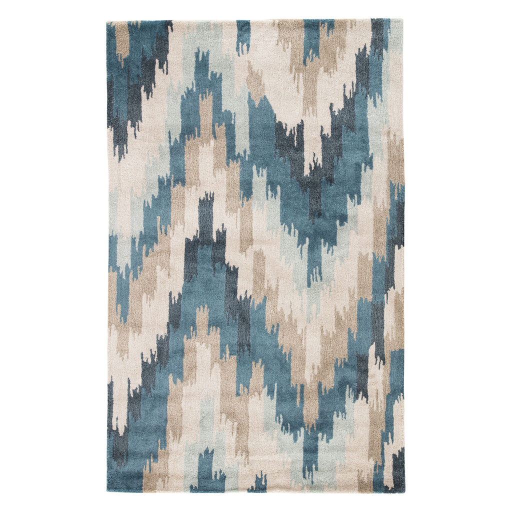 Jaipur Blue Solaris Hand Tufted Rug