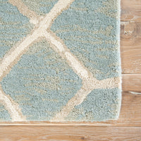 Jaipur Blue Totten Hand Tufted Rug