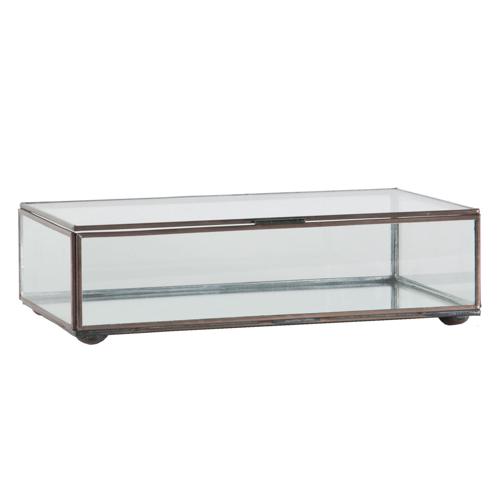 Worlds Away Clear Box