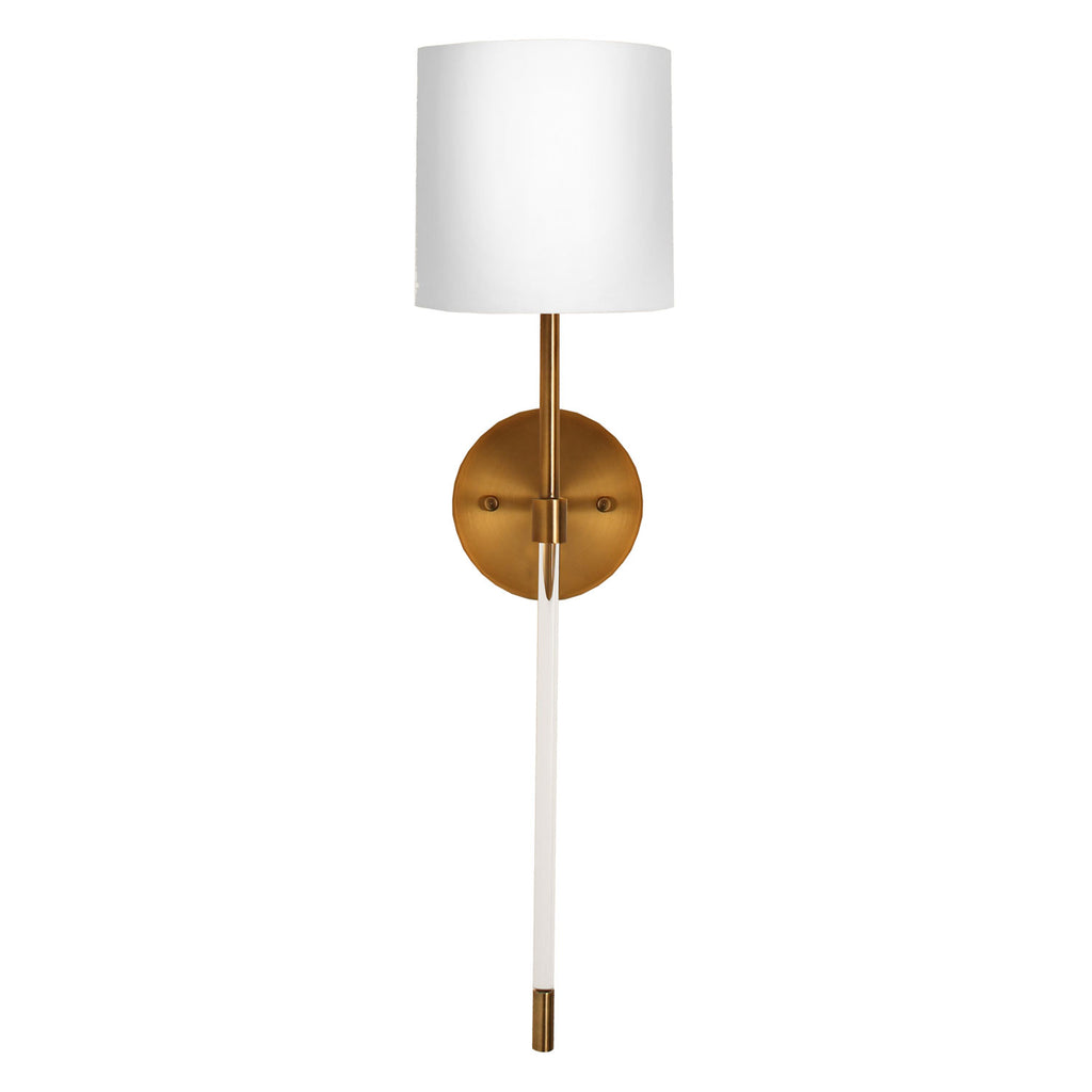 Worlds Away Bristow Wall Sconce