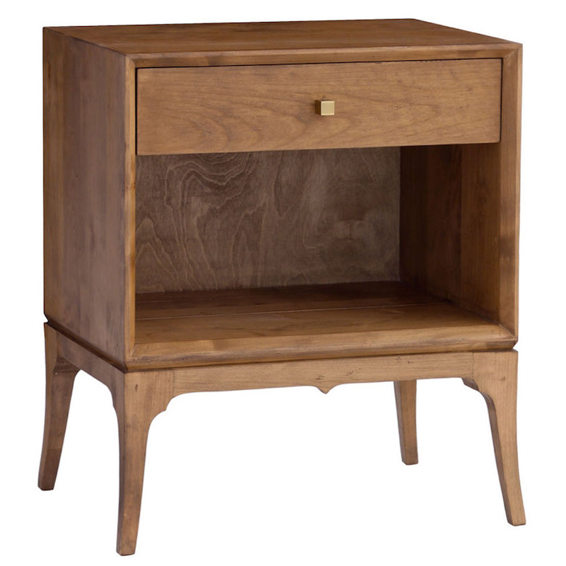 Redford House Bennett 1 Drawer Nightstand