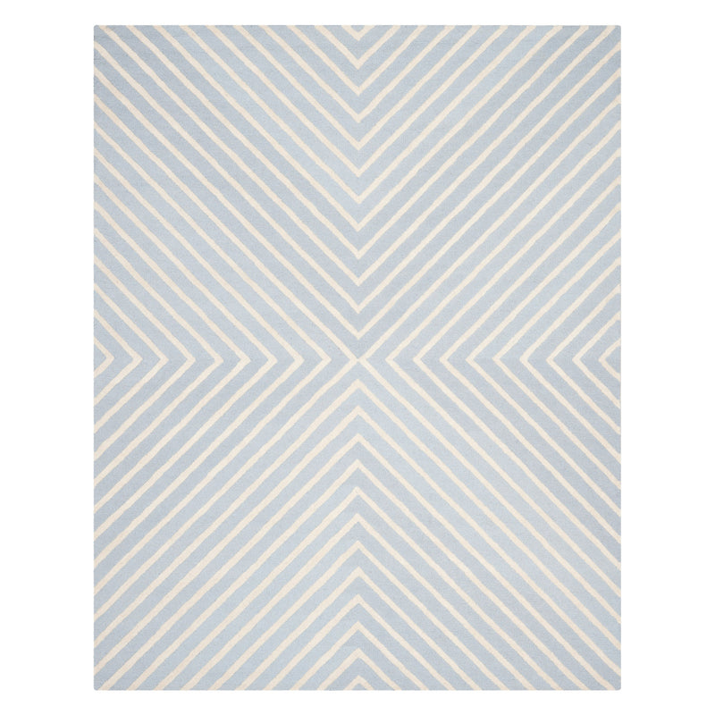 Kenyon Crossed Hand Tufted Rug