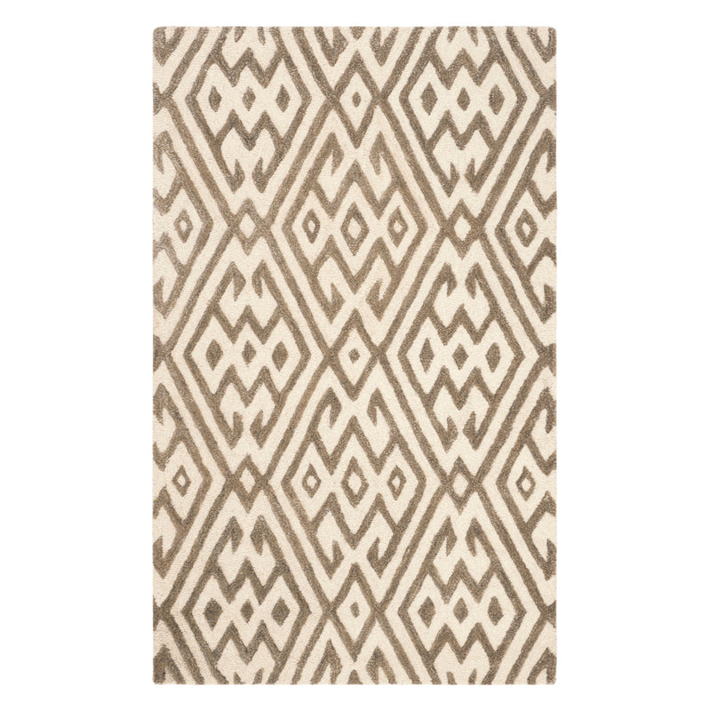 Kenyon Tribe Hand Tufted Rug