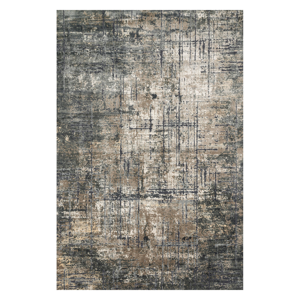 Loloi Cascade Marine/Gray Power Loomed Rug