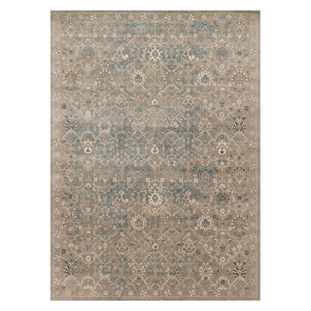 Loloi Century Scroll Power Loomed Rug