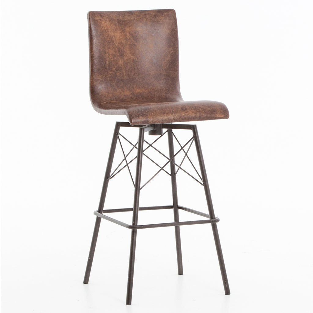Four Hands Diaw Bar Stool