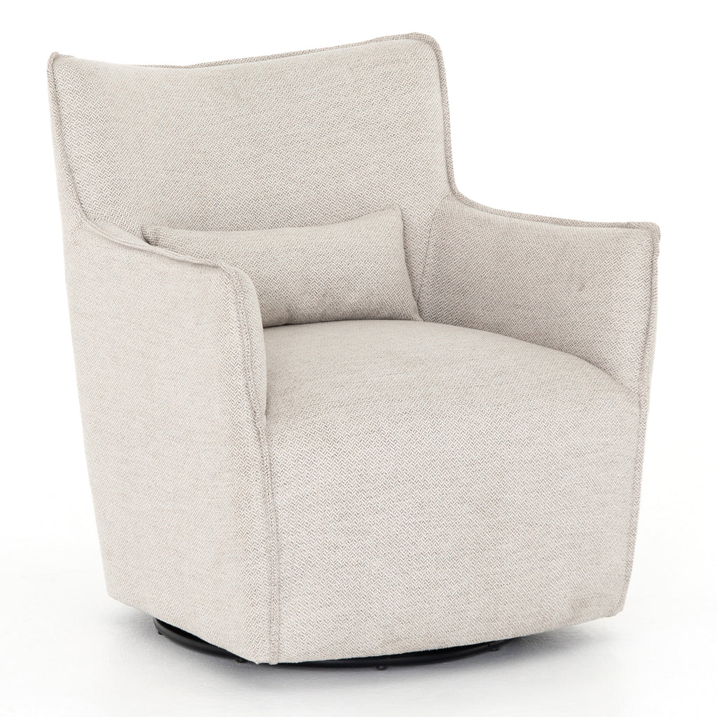 Four Hands Kimble Swivel Chair