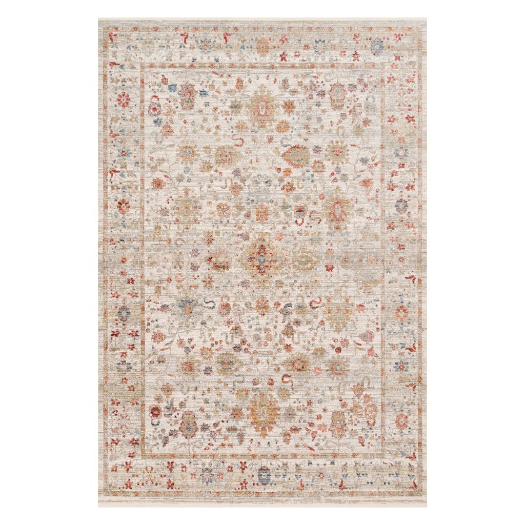 Loloi Claire Ivory Power Loomed Rug