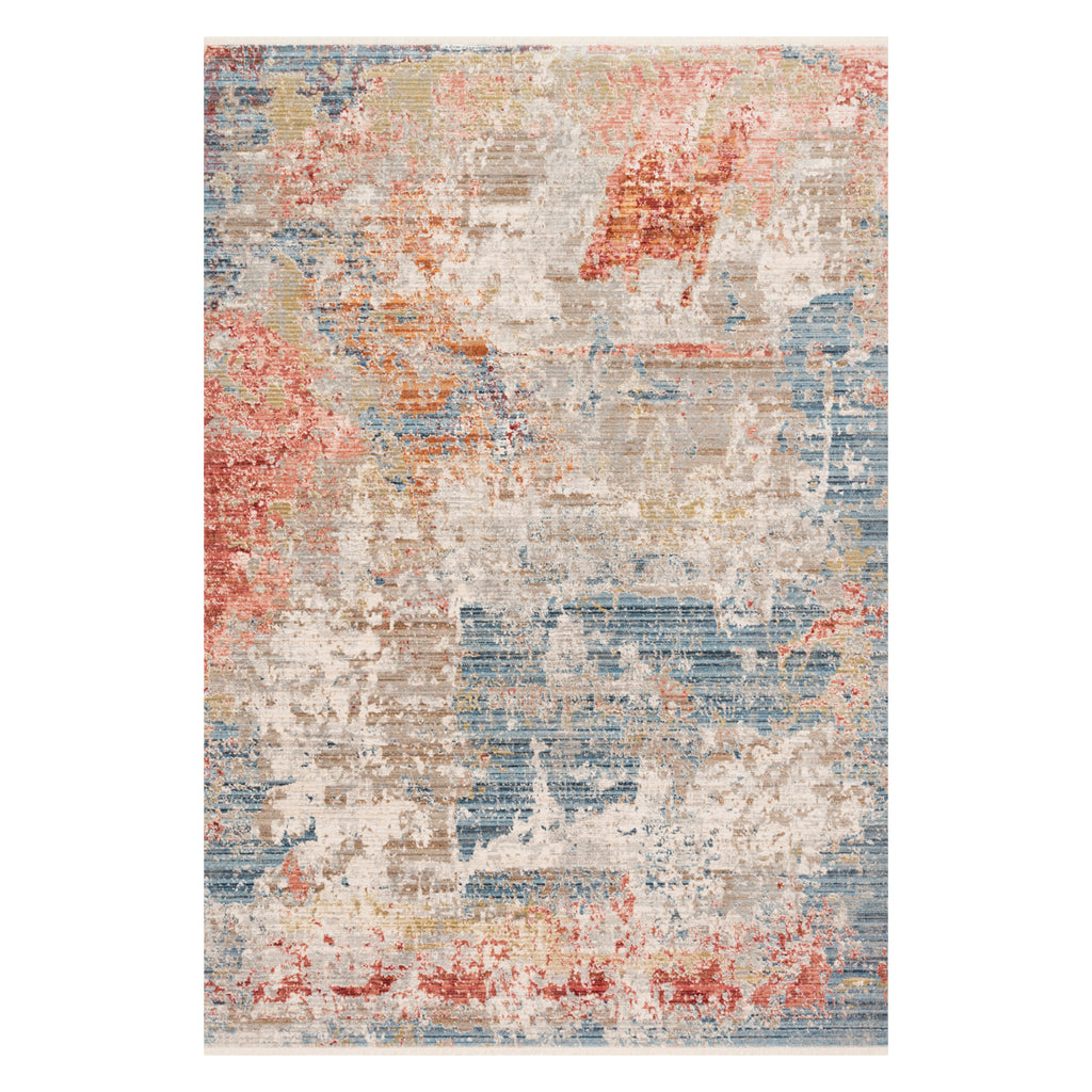 Loloi Claire Gray Power Loomed Rug