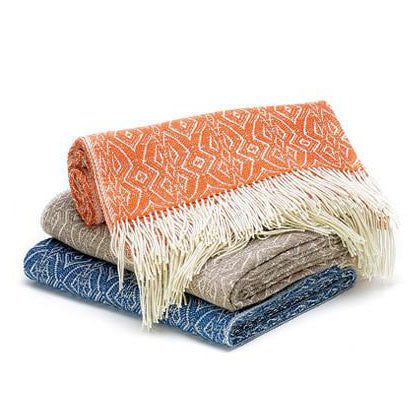 Sefte Colca Woven Throw Blanket