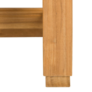 Huntington Teak Outdoor End Table