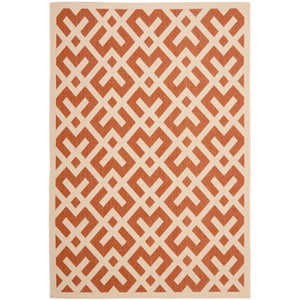 Riverine Crosshatch Indoor/Outdoor Rug