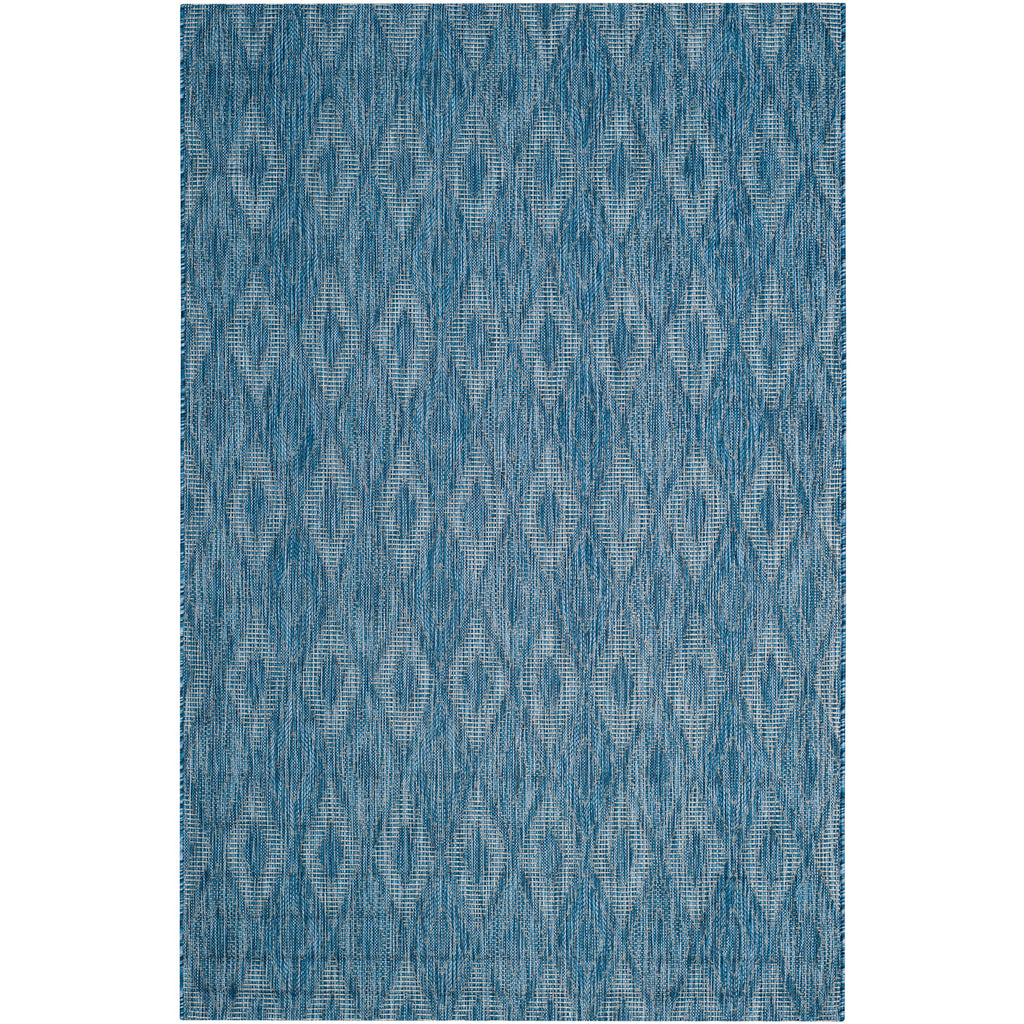 Riverine Diamond Indoor/Outdoor Rug