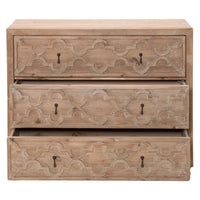 Clover Entry Cabinet