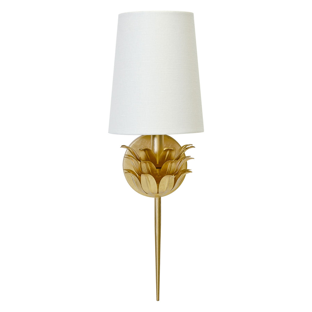 Worlds Away Delilah Wall Sconce