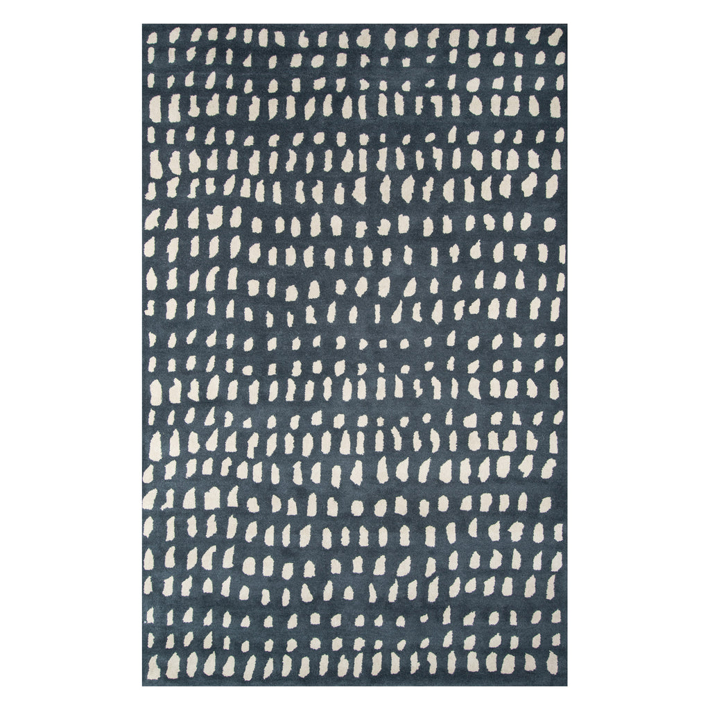 Delta Dots Hand Tufted Rug
