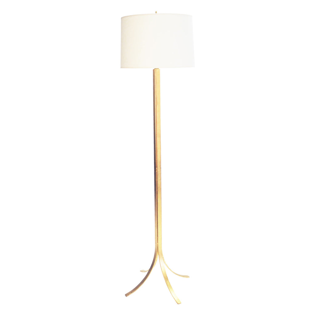 Worlds Away Dempsey Floor Lamp
