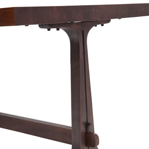 Union Home Drafting Dining Table