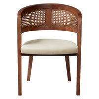 Union Home Nest Cane Dining Chair