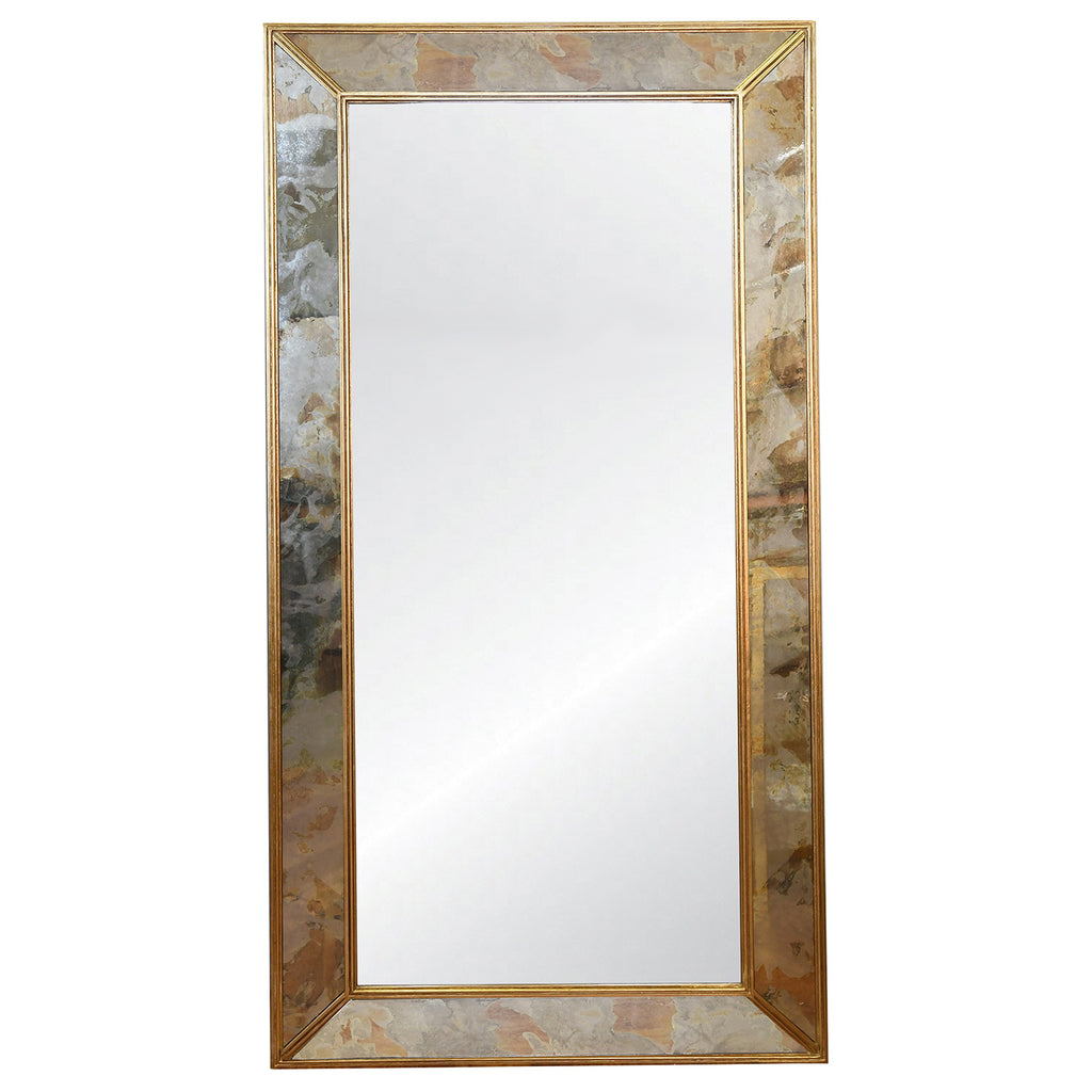 Worlds Away Dion Floor Mirror
