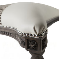 Aidan Gray Madame Royale Zebra Bench