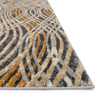 Loloi Dreamscape Charcoal/Gold Power Loomed Rug