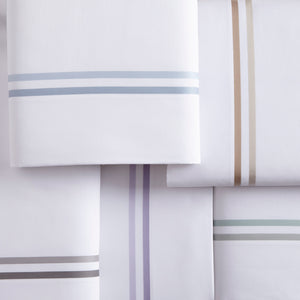 Peacock Alley Duo Sateen Pillowcase Set