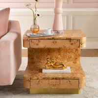 Bungalow 5 Emil 2 Drawer Side Table
