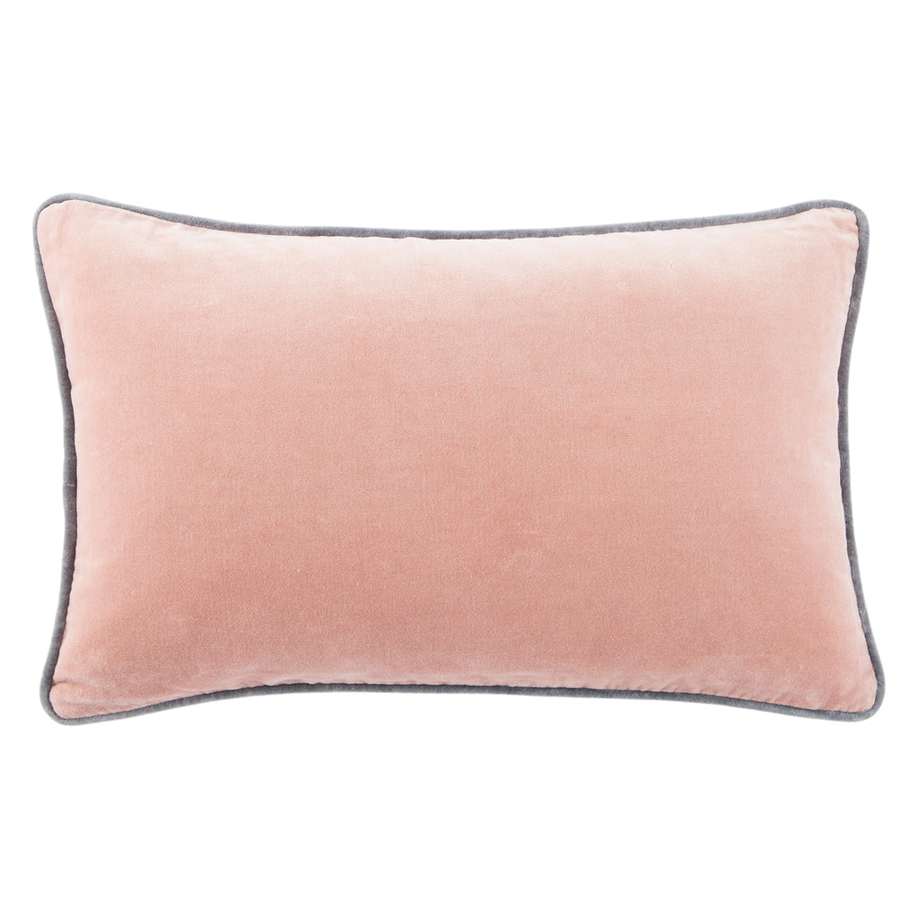 Jaipur Emerson Lyla Solid Lumbar Throw Pillow
