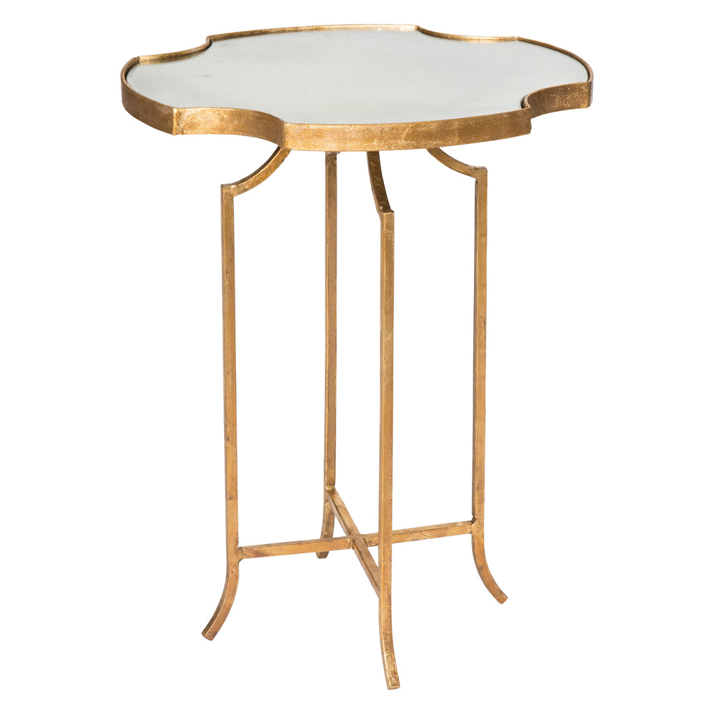 Aidan Gray Het Lo Mirrored Side Table