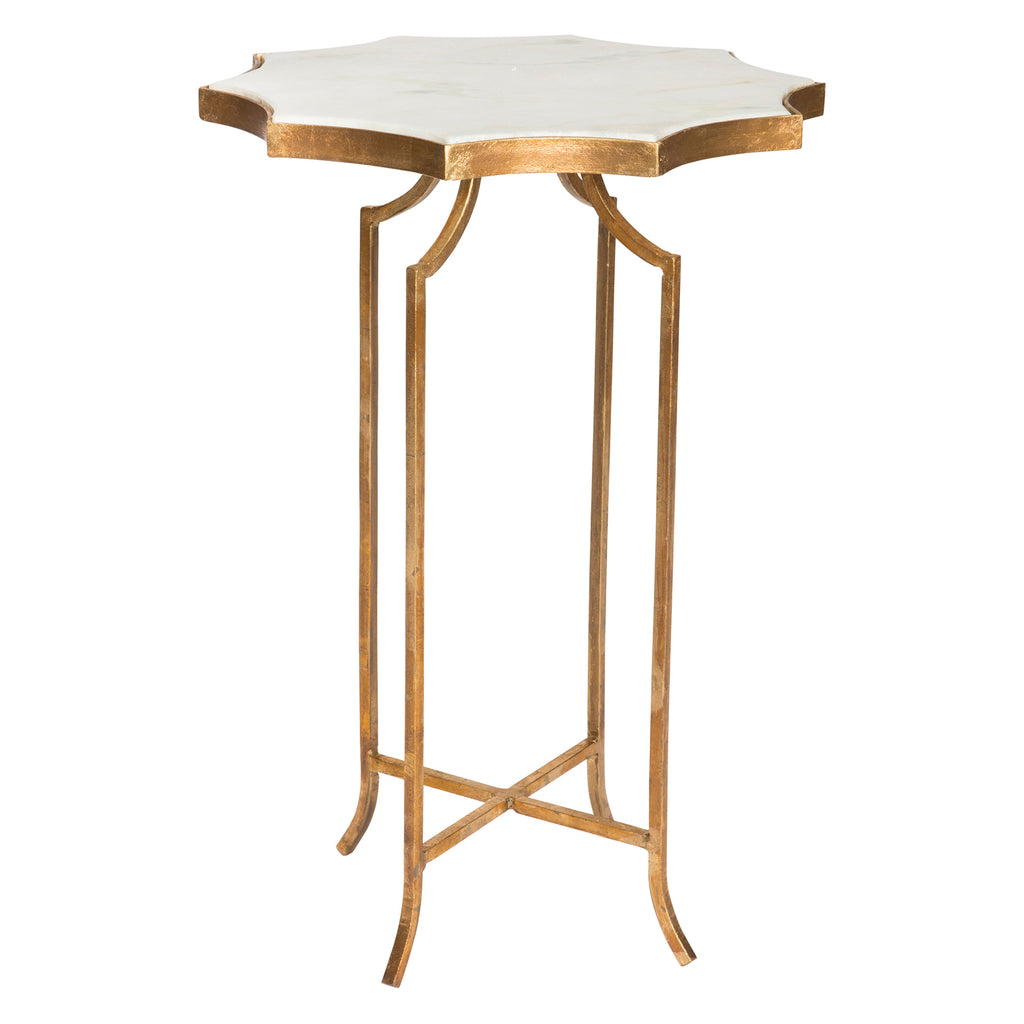 Aidan Gray Giusti Marble Side Table