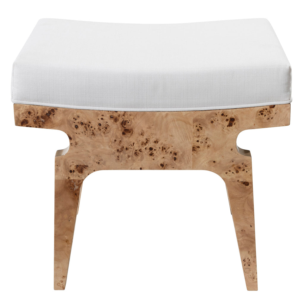 Worlds Away Fergie Stool