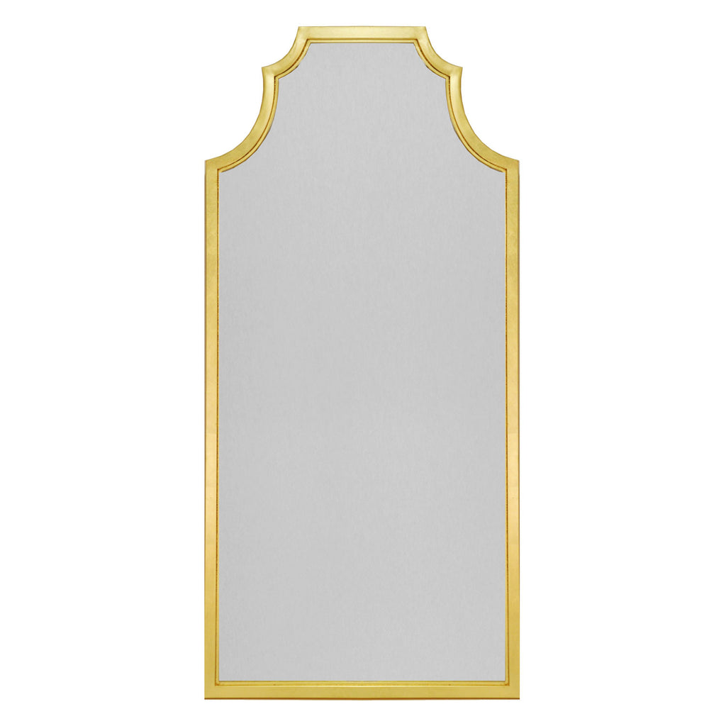 Worlds Away Finley Floor Mirror