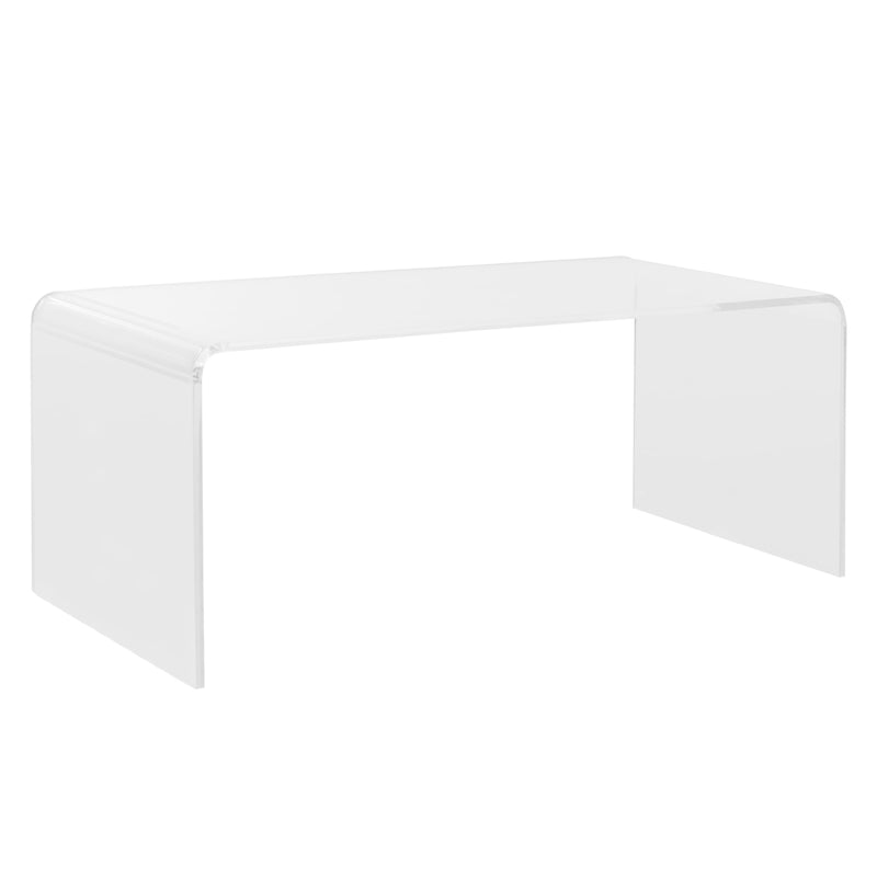 Luray Acrylic Coffee Table